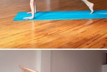 Yoga and exercise. / Yoga and exercise tips and other things.