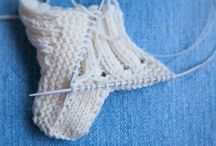 knit and crochet for babies
