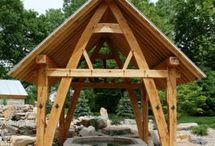 Dartington camping barn