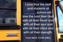 Schools and teachers