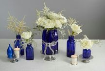 Centrepieces / samples of supplier centrepieces