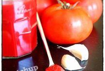 sauces et autres accomagnements