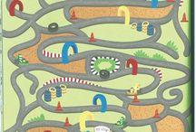 LABIRINTUS - maze / for kids