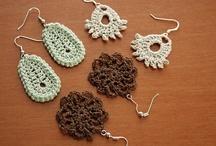 Crochet Jewellery / Crochet jewellery