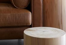 Gorgeous Leather Sofas / leather sofas / by bryght.