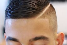 Male Hair-cut and Grooming