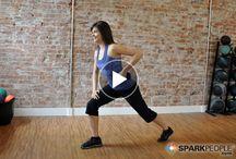 Coach Nicole workout videos / by Beth Masog
