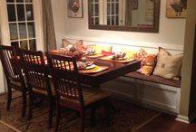 Dining areas for small spaces