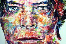 Under pressure / Art / Oil on canvas