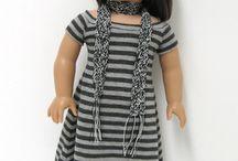 dolls / by Linda Mackie