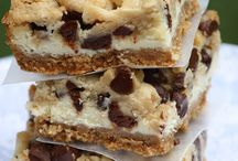 Baking - cookies and bars