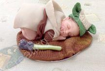 Baby kakepynt