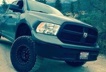It's hard not to stare at Efren M's customized wheels. #RamRims - photo from ramtrucks