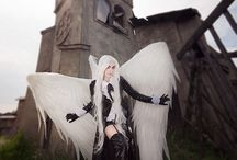 Angel Sanctuary Cosplay