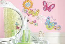 Naše dekorace pro Vaše děti