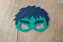 Hulk mascara