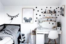 Tinédzser lány szoba, teenage girls room
