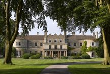 Luxury spa hotels in the UK / Luxury spa hotels in the UK