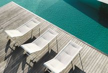 Outdoor Spaces / Wherever the environment meets design to create an oasis.