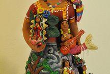 Femminile ancestrale - Americhe