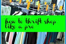 {Frugal}~ Thrifty shopping