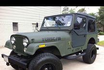 Restauración jeep KORANDO K4D