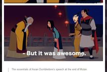 Mulan x Shang