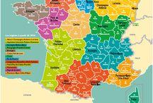 region france - dpt
