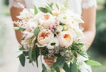 Peach - Coral wedding flowers @ Chirpee flowers by Steph Willoughby / A collection of peach - salmon - coral toned flowers ideal for weddings, events and all occasions.