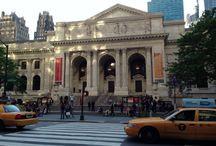 New York Public Library / Minden amit tudni szeretnél,csatlakozz és néz körül.