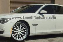 BMW 7 Series Custom Modified