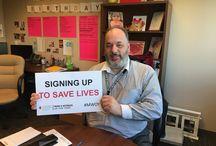 Leukemia & Lymphoma Society Man of the Year Campaign