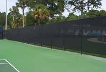 Privacy Fence and Screening / Our products used for Privacy and Shade. Schools, Gardens, Clubs, Tennis Courts, Hotels, Organisations and Businesses