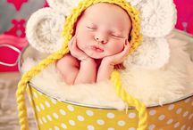 Baby W newborn photo ideas / by Stephanie Bryant Weaver