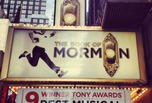 On Broadway! / Musical theater.