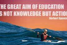 Surfski Education / This board is about learning surfski paddling.