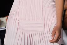 Pleats and Ruffles Trend