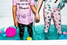 LookBook summer 15 / fot.PinkWings styl:Anastazja Borowska photo:Paulina Kania models: Nikola, Paula, Matylda Barcelona, Natalia/ PinkWings Models leggins:iconstore