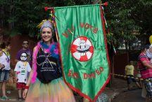 CENOGRAFIA - Vai Você em Dobro / Bloco de Carnaval familiar sem fins lucrativos. Organização colaborativa. Cenografia e figurinos. O mágico de Oz foi tema do desfile de 2016.