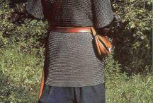 equipo II / Artículos medievales que me gustaría tener con inspiración vikinga y de la guardia varega