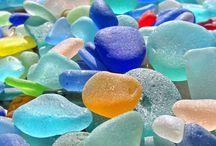 I love sea glass