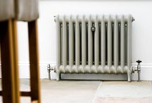 Cast Iron Radiator Inspiration / Reclaimed cast iron radiators fitted in our customers homes