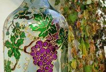 vetro dipinto