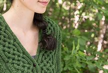 Cablework / These knots are a knitters friend! Green Mountain Spinnery yarns show off cable detail beautifully, here are some projects and patterns that inspire us! / by Green Mountain Spinnery
