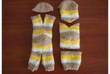 knuffels van sokken maken