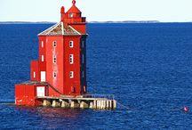 Lighthouses / Vakre fyr