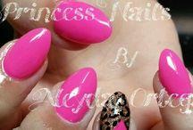 Nails, pretty pointers