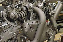 Crazy engines