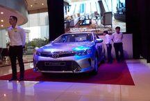 Lót sàn ô tô cho xe Toyota Camry