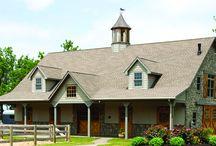 Barn style houses